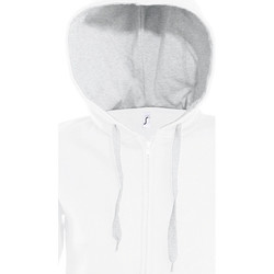 Abbigliamento Donna Felpe Sols SOUL WOMEN SPORT Blanco