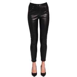 Abbigliamento Donna Chino Gaudi Fashion 921FD25006 2001-UNICA - Pantal  Nero