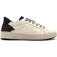 Scarpe Uomo Sneakers basse Crime London scarpe uomo sneakers basse 11300AA2.10 FORCE BIANCO Pelle