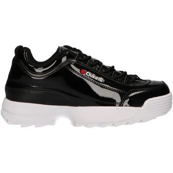 Scarpe Donna Sneakers basse Chika 10 BEYONCE 01 Negro
