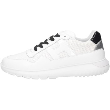 Scarpe Bambina Sneakers basse Hogan HXC3710AP30M91016U Sneakers Bambina Bianco Bianco