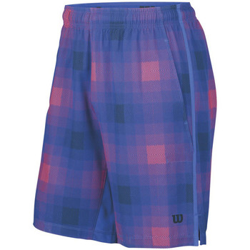 Pantaloni corti Wilson  Summer Blur Plaid Stretch Woven 8 Short