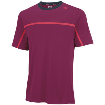 T-shirt Wilson  Colorblock Ringer