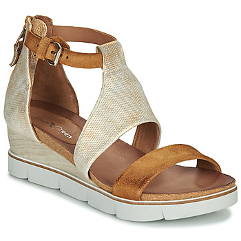 Scarpe Donna Sandali Dream in Green MARLEY Camel / Dore