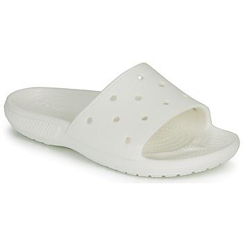 Scarpe ciabatte Crocs CLASSIC CROCS SLIDE Bianco