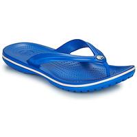 Scarpe Infradito Crocs CROCBAND FLIP Blu