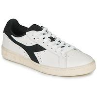 Scarpe Sneakers basse Diadora GAME L LOW USED Bianco / Nero