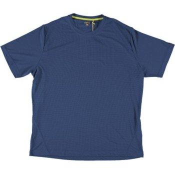 Abbigliamento Uomo T-shirt maniche corte Meru T-Shirt Trekking Uomo Wembley Blu
