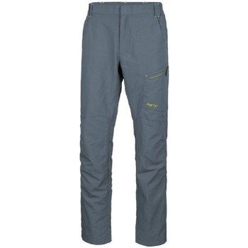 Abbigliamento Uomo Pantaloni Meru Pantaloni Trekking Uomo Haverlock Grigio