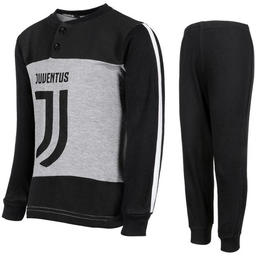 Pigiama Juventus Bambino Bimbo Juve Prodotto Ufficiale Grigio ...