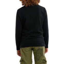 Abbigliamento Unisex bambino T-shirts a maniche lunghe Scorpion Bay T-Shirt Junior Maniche Lunghe Jersey Nero