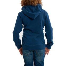 Abbigliamento Unisex bambino Felpe Scorpion Bay Felpa Junior Con Cappuccio Blu
