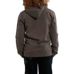 Abbigliamento Bambino Felpe Scorpion Bay Felpa Junior Con Cappuccio Arancio
