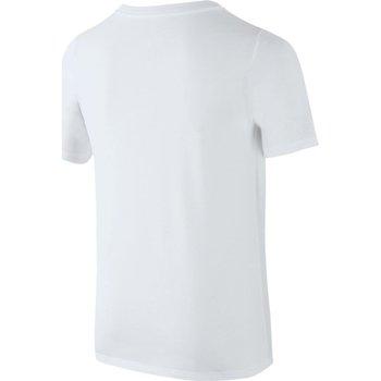 Abbigliamento Unisex bambino T-shirt maniche corte Nike T-Shirt Sportswear Air World Jr Bianco
