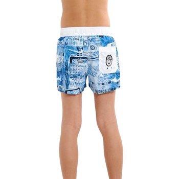 Abbigliamento Bambino Costume / Bermuda da spiaggia Scorpion Bay Costume Volley Corto Jr Fantasia
