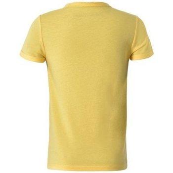 Abbigliamento Unisex bambino T-shirt maniche corte Napapijri T-Shirt Bambino K Smarty Giallo