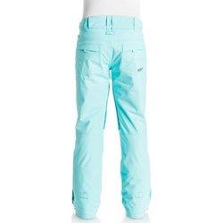 Abbigliamento Donna Pantaloni 5 tasche Roxy Pantalone Donna Backyard Azzurro