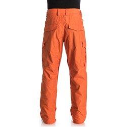 Abbigliamento Uomo Pantalone Cargo Quiksilver Pantalone Uomo Porter Ins Arancio