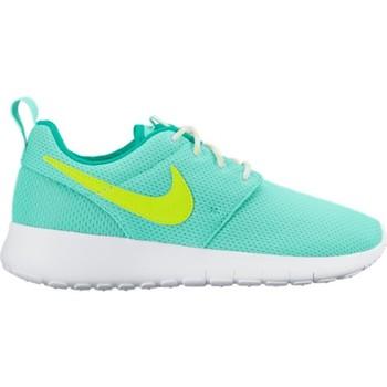 Scarpe Unisex bambino Sneakers basse Nike Scarpe Ragazzo Roshe One GS Azzurro