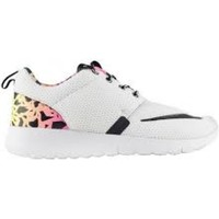 Scarpe Unisex bambino Sneakers basse Nike Scarpa Bambino Roshe One GS Bianco