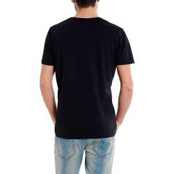 Abbigliamento Uomo T-shirt maniche corte Scorpion Bay T-Shirt uomo Motocicletta Nero