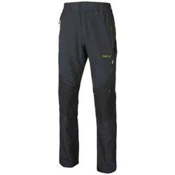 Abbigliamento Uomo Pantalone Cargo Meru Pantalone uomo Oshawa II Nero