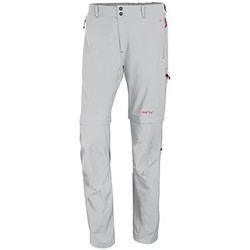 Abbigliamento Donna Pantalone Cargo Meru Pantalone donna Kamet zip-off Grigio