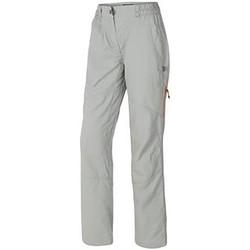 Abbigliamento Donna Pantalone Cargo Meru Pantalone Apsarasas Donna Grigio