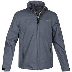 Abbigliamento Uomo giacca a vento Meru Giacca uomo Cape Breton Grigio