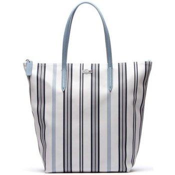 Borsa donna shopper L.12.12 righe ...