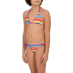 Abbigliamento Bambina Costume a due pezzi Arena Costume bambina Stripes Jr Triangle Fantasia
