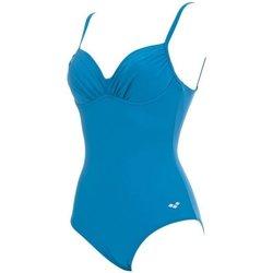 Abbigliamento Donna Costume intero Arena Menderes Blu