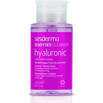 Bellezza Donna Detergenti e struccanti Sesderma Sensyses Cleanser Hyaluronic  200 ml