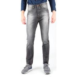 Abbigliamento Uomo Jeans slim Wrangler Vedda W12ZNP21Z Navy blue