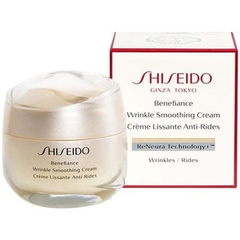 Bellezza Donna Antietà & Antirughe Shiseido benefiance wrinkle smoothing cream - 50ml - crema antirughe benefiance wrinkle smoothing cream - 50ml - anti-wrinkle cream