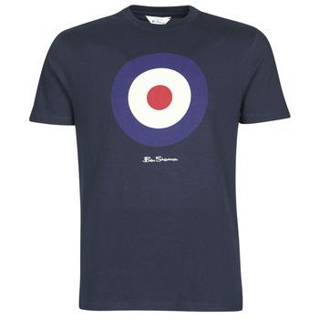 Abbigliamento Uomo T-shirt maniche corte Ben Sherman SIGNATURE TARGET TEE Marine