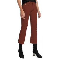 Abbigliamento Donna Pantaloni 5 tasche Lois Pantalon Velours Bordeaux  Pana-Coty 584 Rosso
