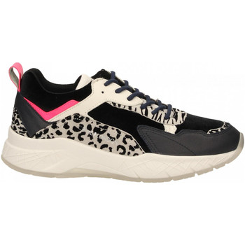 Scarpe Donna Sneakers basse Crime London KOMRAD 20-black-nero