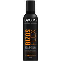 Bellezza Donna Maschere &Balsamo Syoss Rizos Flex Mousse Rizos Definidos  250 ml