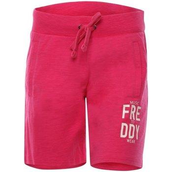 Abbigliamento Donna Shorts / Bermuda Freddy Bermuda Donna Rosa