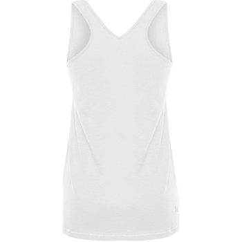 Abbigliamento Donna Top / T-shirt senza maniche Freddy Canotta Donna Lurex Bianco
