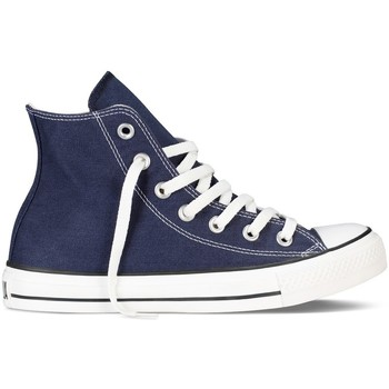 Scarpe Sneakers alte All Star Scarpe  High Blu
