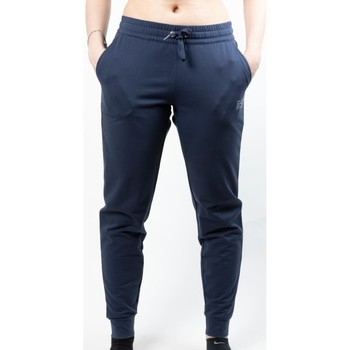 Abbigliamento Donna Pantaloni da tuta Emporio Armani EA7 Pantaloni Donna Training Eolution Blu