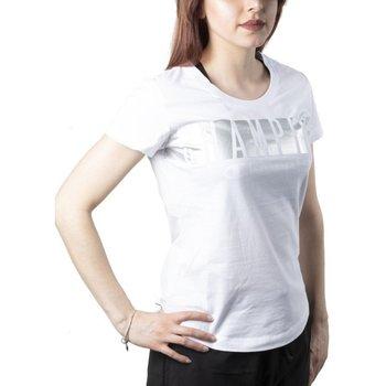 Abbigliamento Donna T-shirt maniche corte Champion T-Shirt Donna Urban Athletic Bianco