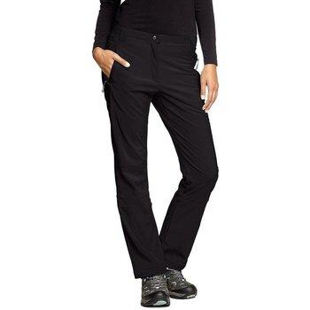 Abbigliamento Donna Chino Cmp Pantalone Donna Softshell Nero