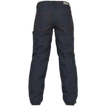Abbigliamento Donna Chino Burton Pantalone Donna Veazie Denim Blu
