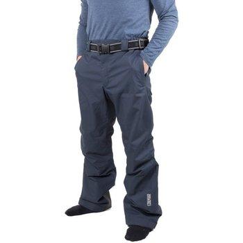 Abbigliamento Uomo Chino Colmar Pantalone Sci Uomo Stretch Blu