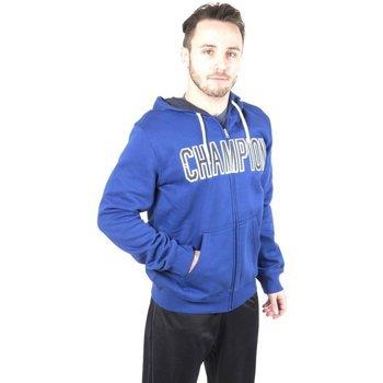 Abbigliamento Uomo Felpe Champion Felpa Uomo Contemporary Graphic Full Blu