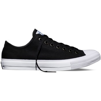 Scarpe Sneakers basse All Star Scarpe Canvas Chuck II Ox Nero