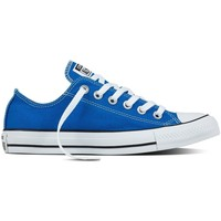 Scarpe Sneakers basse All Star Chuck Taylor Canvas Seasonal Ox Blu